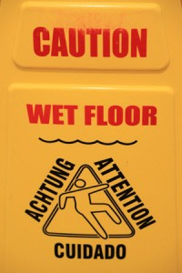 Cleaner And Safer Kitchen Floors
