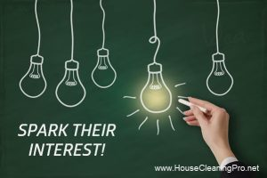 How Advertising and Marketing Works for Your House Cleaning Business