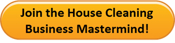 House Cleaning Business Mastermind Facebook Group