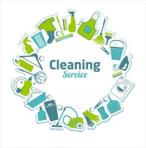 What is the Industry for Cleaning Services?