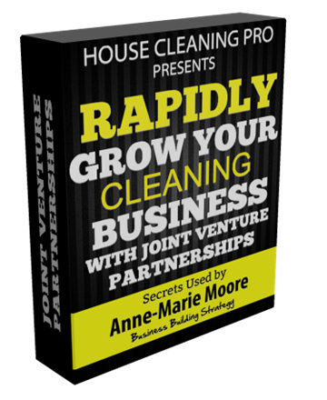 Joint Venture Partnership to Rapidly Grow Your Cleaning Business
