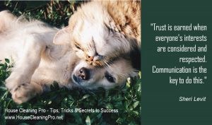 Building Business Trust